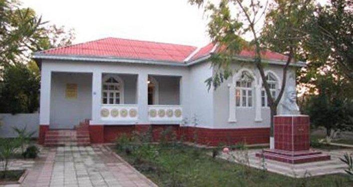 Zərdabinin ev muzeyi