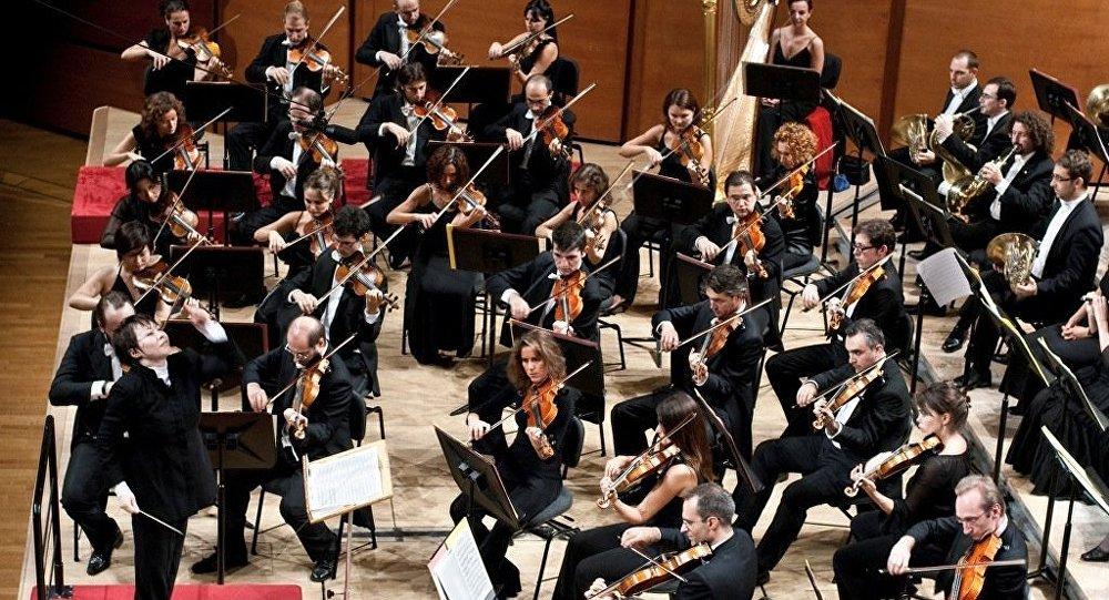 Simfonik orkestr