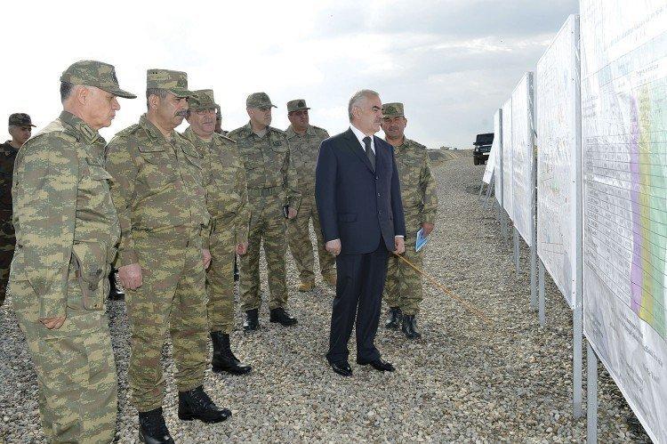 Naxçıvan hərbi təlim