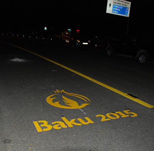 На дорогах Баку выделены отдельные полосы для участников и гостей Евроигр