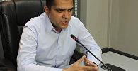 politoloq Elxan Şahinoğlu \ Политолог Эльхан Шахиноглы