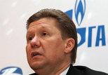 Председатель правления Газпрома Алексей Миллер
