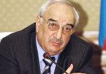 Вице-премьер Абид Шарифов