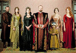 Турецкий телесериал «Великолепное столетие»