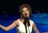 Сабина Бабаева представит Азербайджан на конкурсе Евровидение-2012