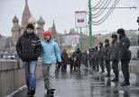 Усилены меры безопасности в Москве