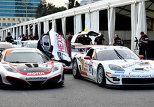 Соревнования классических автомобилей Формулы-1 и серии GT3