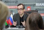 Генеральный директор Политологического центра «Север-Юг» Алексей Власов