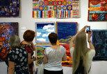 выставка фестиваля декоративно-прикладного искусства