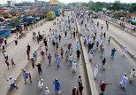 Исламисты устроили массовые беспорядки в Дакка