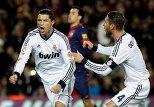 Реал вышел в финал Кубка Испании по футболу, обыграв Барселону