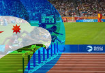 логотип Евроолимпиады Baku-2015