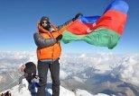 азербайджанец Руфат Годжаев покорил Эверест