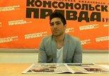 Азербайджанский участник «Евровидения-2013» Фарид Мамедов проводит онлайн-конференцию