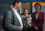 Председатель Оргкомитета Евразийского медиа форума, депутат Мажилиса парламента Республики Казахстан Дарига Назарбаева
