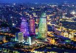 Бакинские здания  Flame Towers