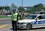 Дорожная полиция Баку