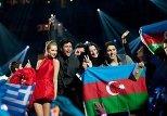 Фарид Мамедов в финале Евровидения