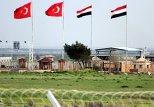 Турция-Сирия граница