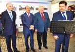 Торжественная церемония закладки международного парка «Баку» состоялась в Волгограде