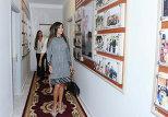Первая леди Азербайджана, президент Фонда Гейдара Алиева Мехрибан Алиева