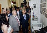 Четвертый российско-азербайджанский межрегиональный форум в Волгограде
