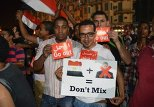 Противники Мурси