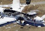 крушение самолета Boeing-777 в Сан-Франциско