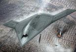 Американский беспилотный летательный аппарат X-47B