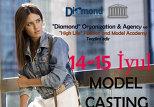 Кастинговый проект обучения в сфере фашион-модельного бизнеса