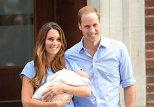 у принца Уильяма и его супруги Кейт родился сын - будущий наследник престола.