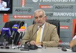 Председатель Союза свободных потребителей Азербайджана Эюб Гусейнов