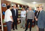 Делегация российских книгоиздателей посетила Дом Русской Книги в Баку