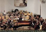 Выступление Мюнхенского филармонического оркестра состоялось на сцене государственной филармонии имени Муслима Магомаева