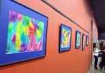 Выставка  художницы Лейлы Мехтиевой Краски лета
