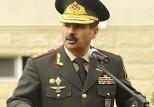 Командующий внутренними войсками Азербайджана, генерал-лейтенант Закир Гасанов