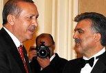 Абдуллах Гюль и Реджеп Тайип Эрдоган