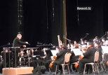 Легендарный  маэстро Эннио Морриконе выступил в Баку