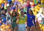 Грандиозная церемония открытия Чемпионата Мира по футболу