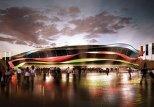 Баку - Национальная гимнастическая арена