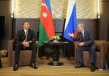 Путин и Алиев
