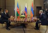 Путин, Алиев, Саргсян