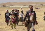 беженцы из Северного Ирака