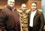 Азербайджанские правозащитники встретились с содержащимся в Баку армянским военнослужащим Андраником Григоряном