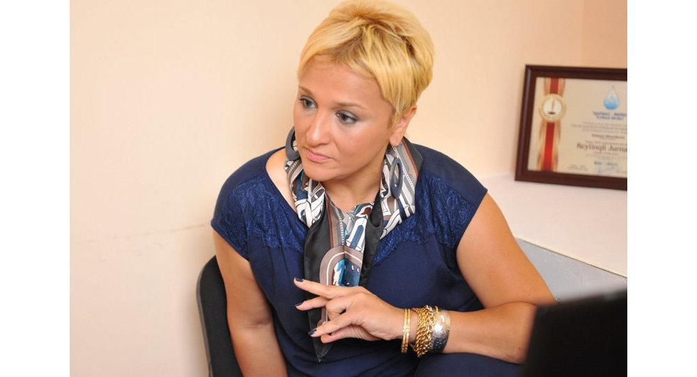 Матанат Аливердиева