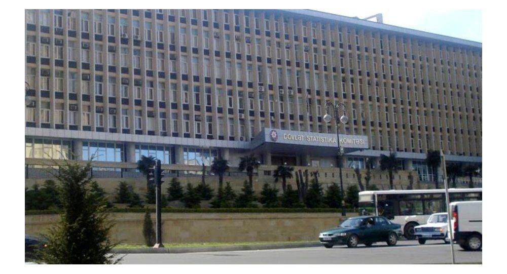 Dövlət Statistika Komitəsi \ Государственный комитет статистики
