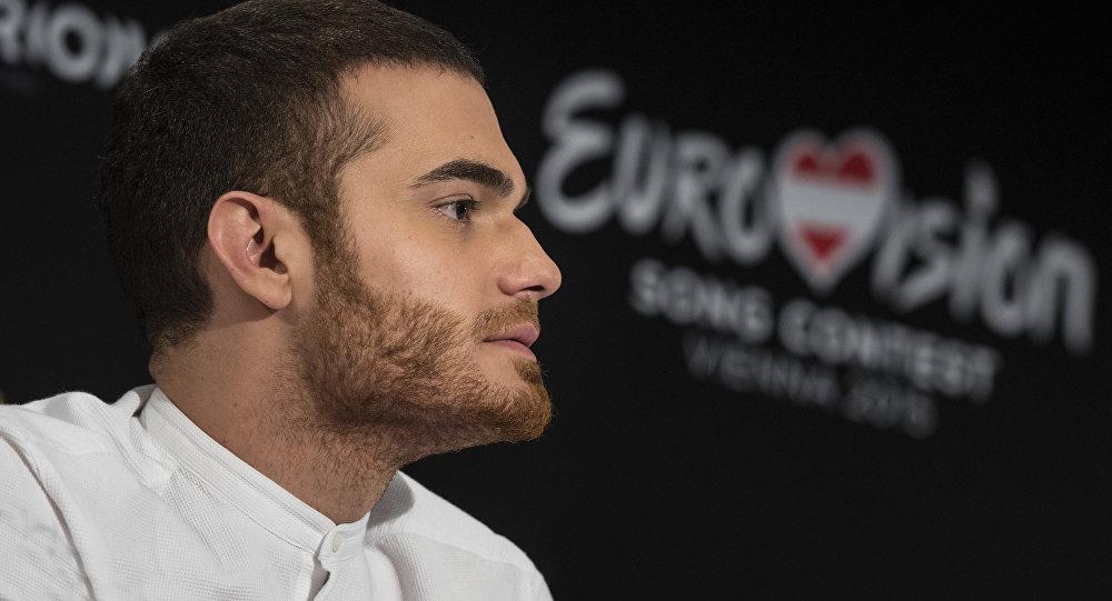Представитель Азербайджана на песенном конкурсе Евровидение-2015 Эльнур Гусейнов