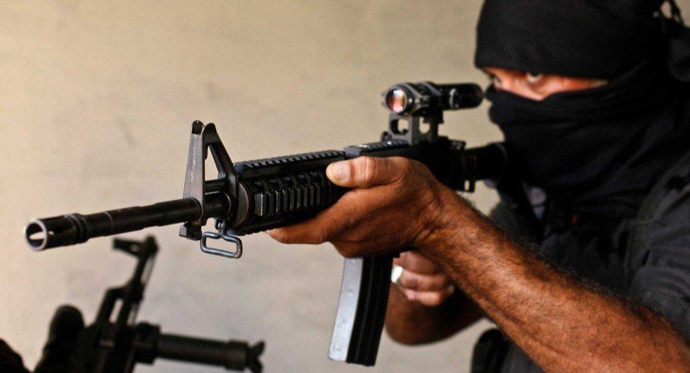 silahlı soyğun