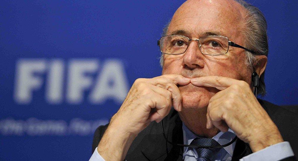 Zepp Blatter