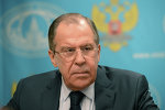 Foreign Minister Sergey Lavrov gives interview to Ekho Moskvy, Govorit Moskva